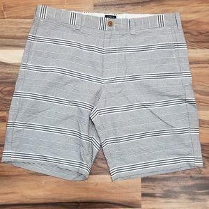 NWT Men's J Crew Striped Gramercy Shorts